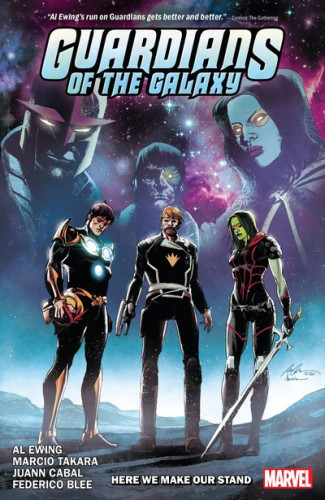 Guardians Of The Galaxy Vol.2 - Here We Make Our Stand