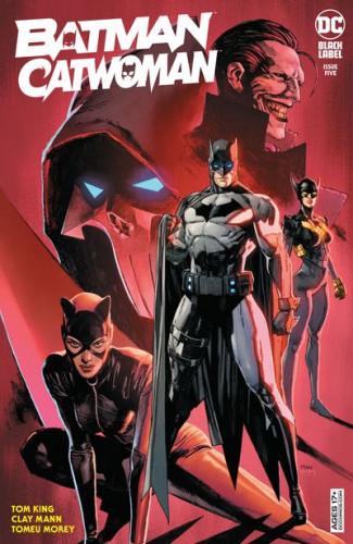 Batman - Catwoman #5