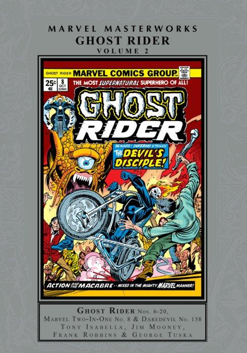 Marvel Masterworks - Ghost Rider Vol.2