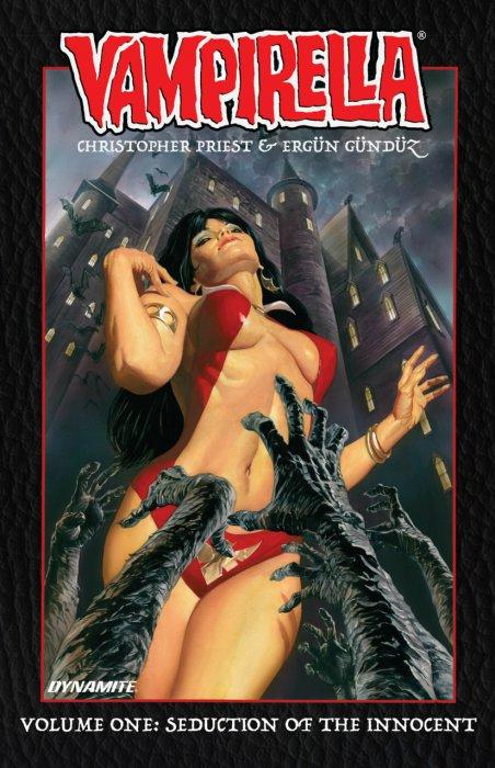 Vampirella - Seduction of the Innocent Vol.1