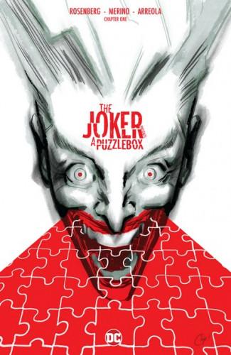 The Joker Presents - A Puzzlebox #1