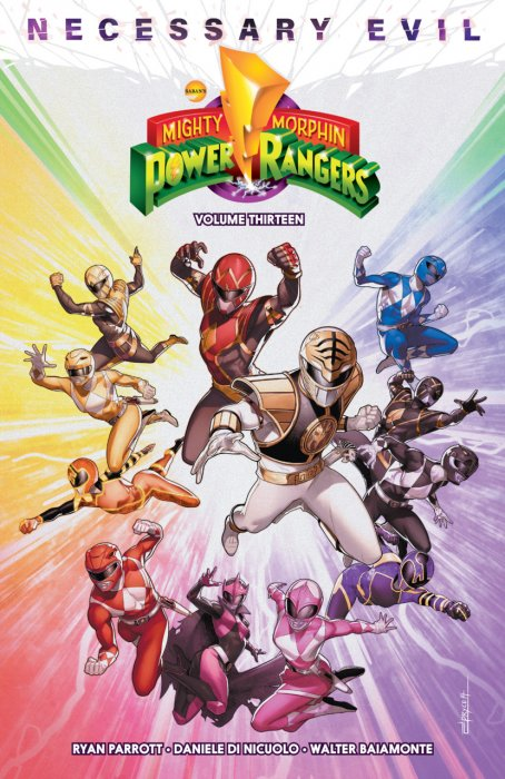 Mighty Morphin Power Rangers Vol.13