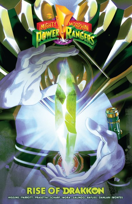 Mighty Morphin Power Rangers - Rise of Drakkon #1 - TPB