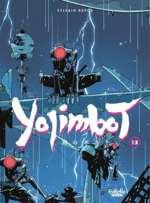 Yojimbot #1.3 - Metal Silence