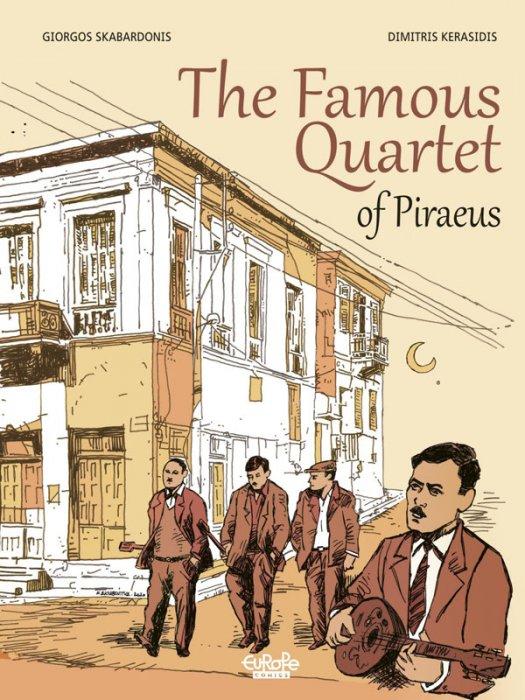 The Famous Quartet of Piraeus #1