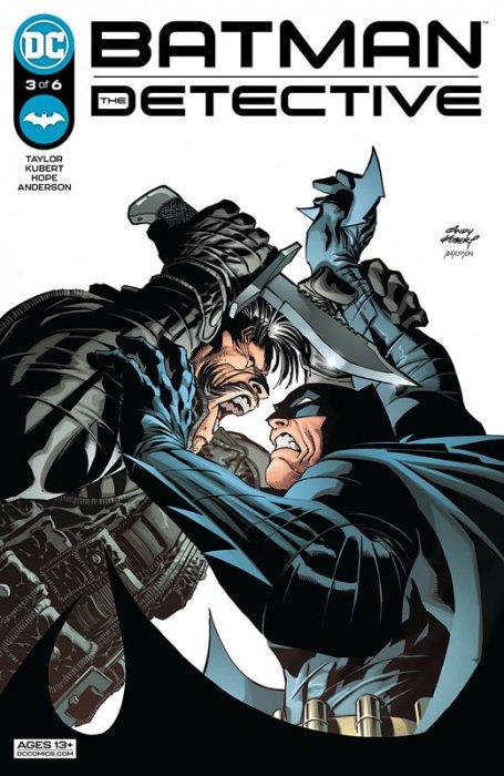 Batman - The Detective #3