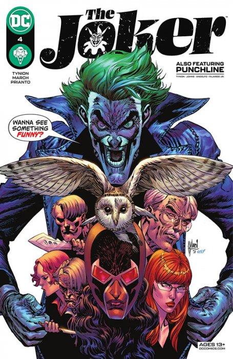 The Joker #4