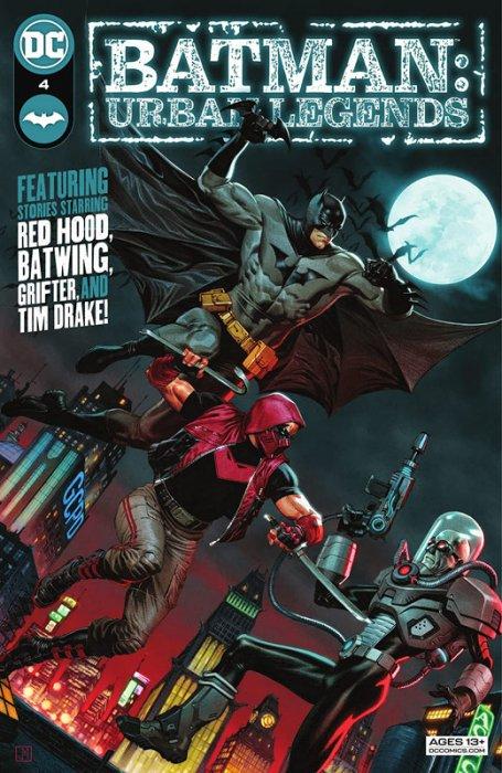 Batman - Urban Legends #4