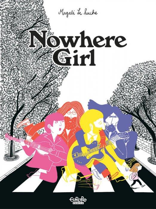 Nowhere Girl #1