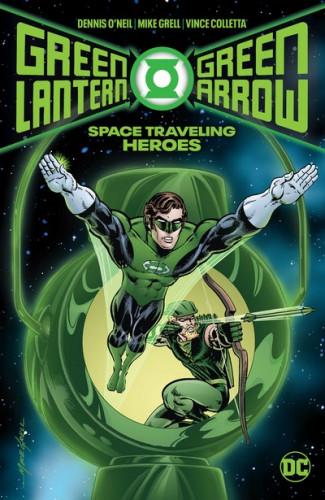 Green Lantern - Green Arrow - Space Traveling Heroes #1 - TPB