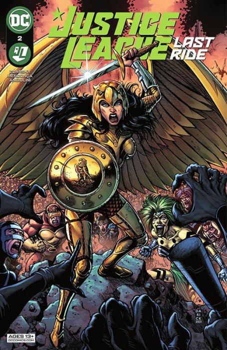 Justice League - Last Ride #2