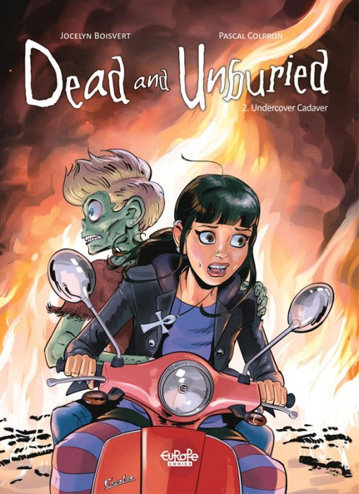 Dead and Unburied #2 - Undercover Cadaver