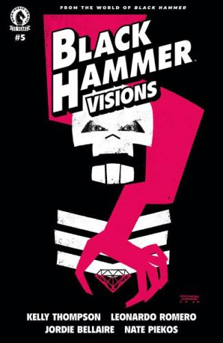 Black Hammer - Visions #5