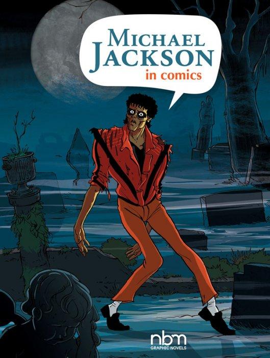 Michael Jackson in Comics! #1