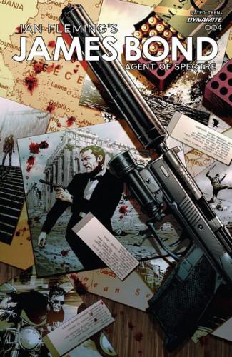 James Bond - Agent of Spectre #4