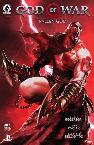 God of War - Fallen God #4