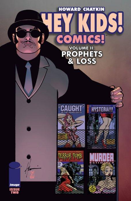 Hey Kids! Comics! Vol.2 #2 - Prophets & Loss