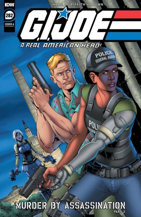 G.I. Joe - A Real American Hero #282