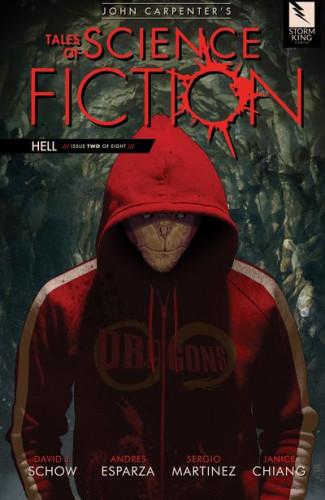 John Carpenter's Tales of Science Fiction - Hell #2