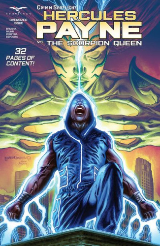 Grimm Spotlight - Hercules Payne vs Scorpion Queen #1