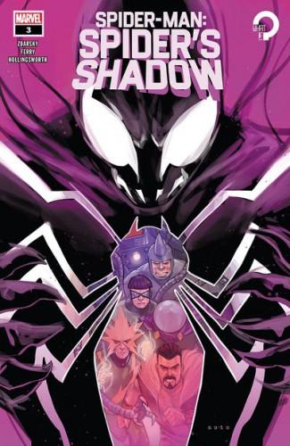 Spider-Man - The Spider's Shadow #3
