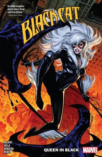 Black Cat Vol.4 - Queen In Black