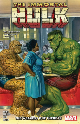 Immortal Hulk Vol.9 - The Weakest One There Is
