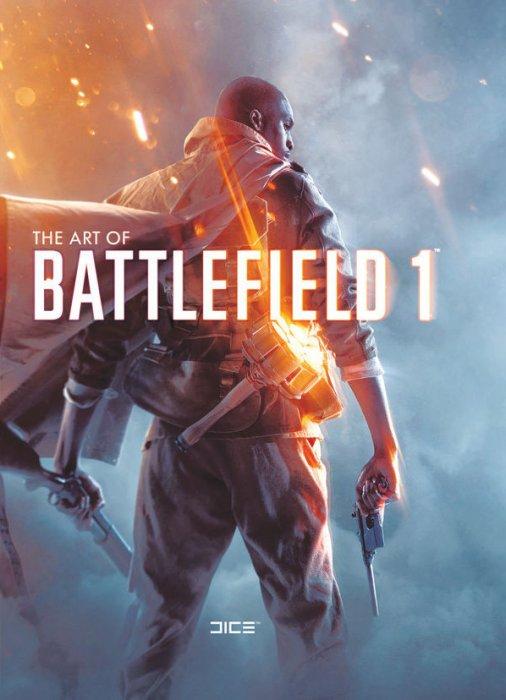 The Art of Battlefield 1 #1 - HC