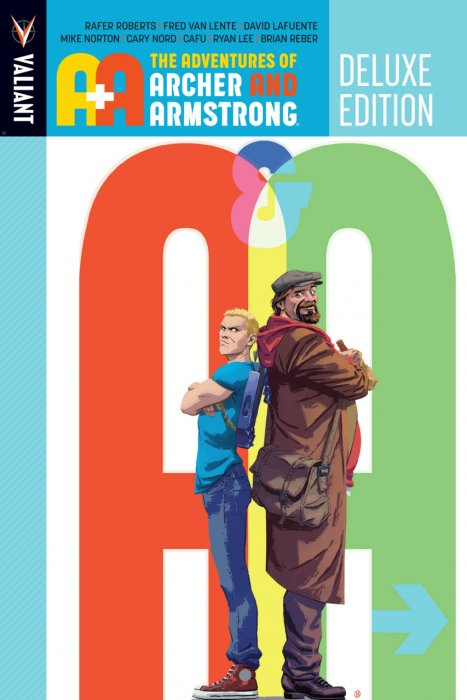 A&A - The Adventures of Archer and Armstrong Deluxe Edition #1 - HC