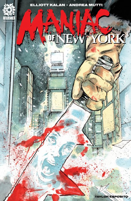 Maniac of New York #1 - TPB