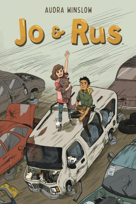 Jo & Rus #1 - OGN