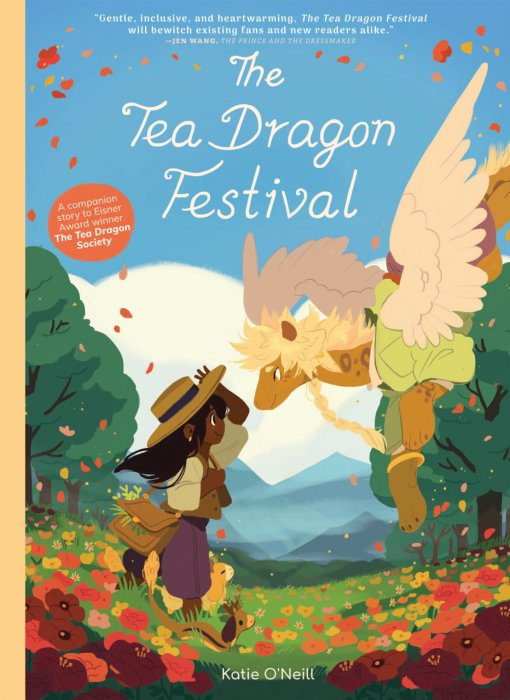 The Tea Dragon Festival Vol.2
