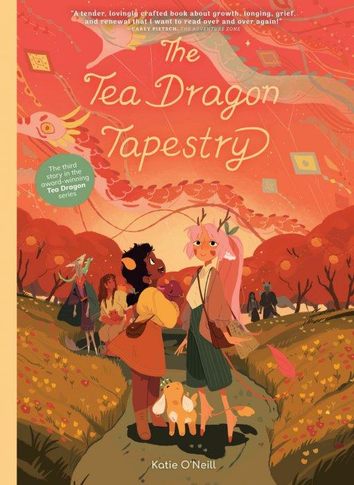 The Tea Dragon Tapestry Vol.3