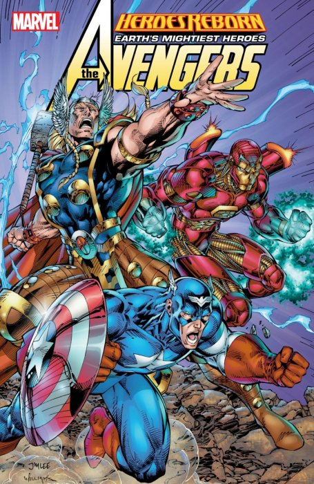 Heroes Reborn - Avengers #1 - TPB