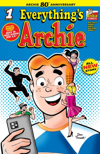 Archie 80th Anniversary - Everything's Archie #1