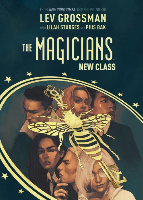 The Magicians - New Class #1 - TPB