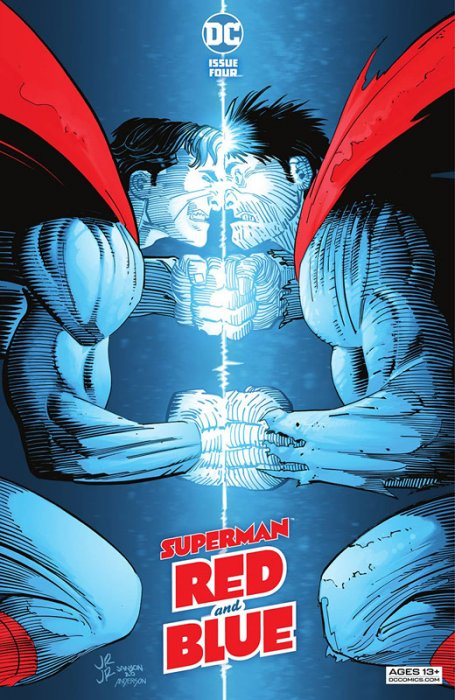Superman Red and Blue #4
