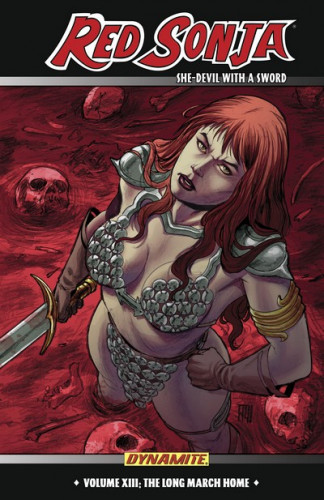 Red Sonja Vol.13 - The Long March Home