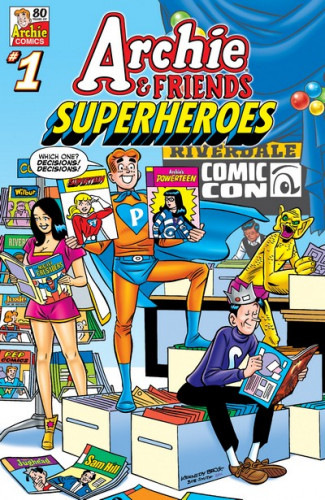 Archie and Friends #10 - Superheroes