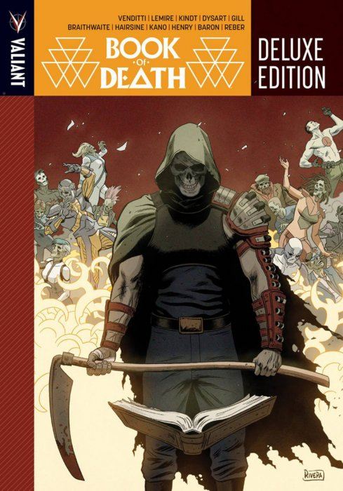 Book of Death - Deluxe Edition #1 - HC