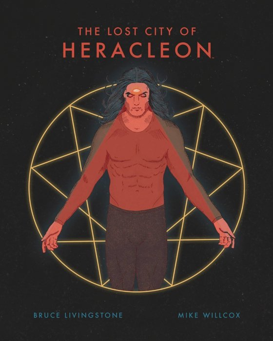 The Lost City of Heracleon #1 - GN