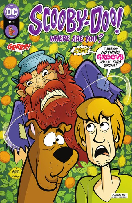 Scooby-Doo - Where Are You #110