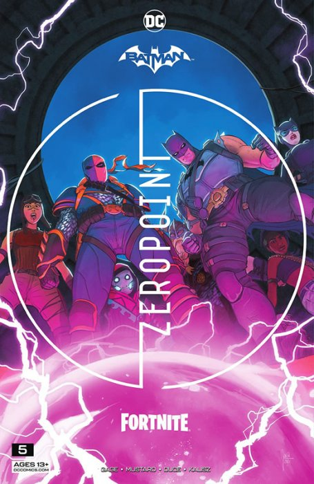 Batman - Fortnite - Zero Point #5