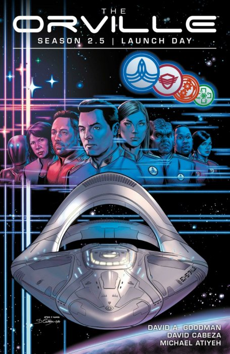 The Orville #2.5 - Launch Day
