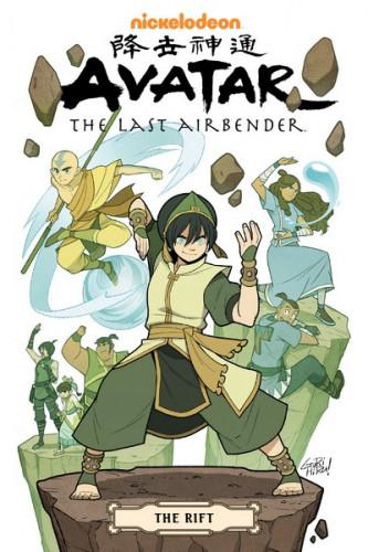 Avatar - The Last Airbender - The Rift Omnibus #1 - TPB