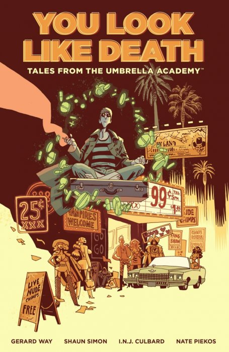 You Look Like Death - Tales from the Umbrella Academy #1 - TPB
