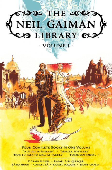 The Neil Gaiman Library Vol.1
