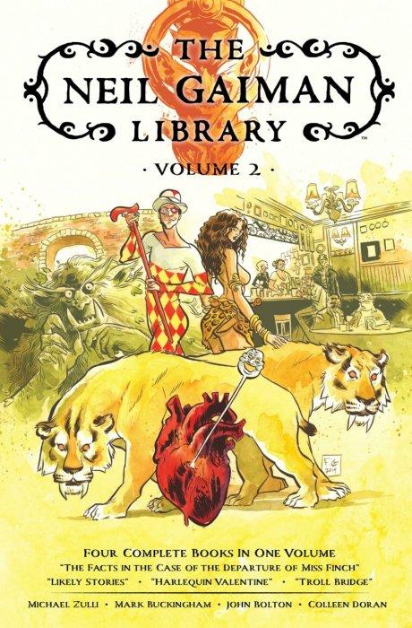The Neil Gaiman Library Vol.2