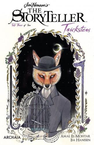Jim Henson's The Storyteller - Tricksters #3
