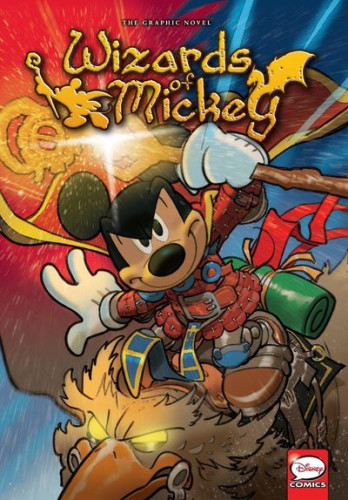 Wizards of Mickey Vol.3